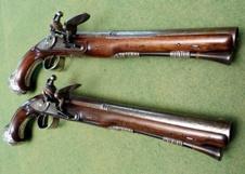 Pairs of Pistols